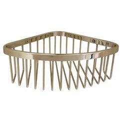 Click here to see Kohler 1898-AF KOHLER K-1898-AF SMALL CORNER SHOWER BASKET FRENCH GOLD