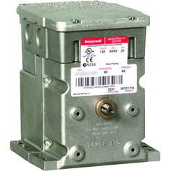 Click here to see Honeywell M6194D1017 Honeywell M6194D1017/U 301 lb-in, Floating Control, 24V Auxiliary Switch