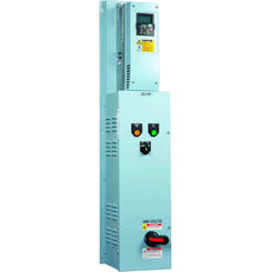 Click here to see Honeywell NXBK0020CS10200000 Honeywell NXBK0020CS10200000 20HP NXS VFD & 2 Contactor Cool Blue Bypass Variable Frequency Drive