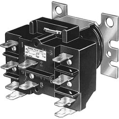 Click here to see Honeywell R8228B1012 Honeywell R8228B1012 General Purpose Relay with SPDT Switching