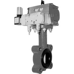 Click here to see Honeywell VFF1GW1YCS Honeywell VFF1GW1YCS 2-Way 2.5-Inch Resilient Seat Butterfly Valve