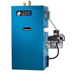 Click here to see Dunkirk Q90210013200403 Dunkirk Q90-100  Stainless Steel Propane Condensing Boiler Without Pump