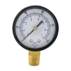 Click here to see   Jones Stephens G62100  100 Psi 3-1/2 Pressure Gauge