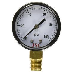 Click here to see   Jones Stephens G60100  100 Psi 2 Pressure Gauge