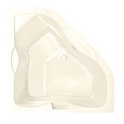 Click here to see Aquatic AI6AIR6060HS-BO Aquatic Bath AI6AIR6060HS-BO Bone Center Drain 59
