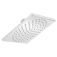 Click here to see Hansgrohe 27404001 Hansgrohe 27404001  Chrome Square Showerhead