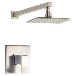 Click here to see Danze D500562PNVT Danze D500562PNVT Mid-Town Single Handle Shower Only Trim Kit, 2.5 GPM - Polished Nickel
