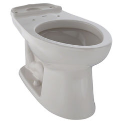 Click here to see Toto C744EL#12 Toto Eco Drake ADA Height Elongated Toilet Bowl Only, Sedona Beige - C744EL#12