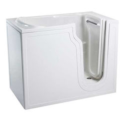 Click here to see Mansfield 8210-WHT Mansfield Restore Walk-in Soaking Tub - Right Hand Drain Model 8210-WHT