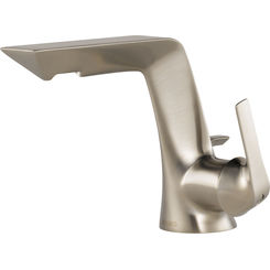 Click here to see Brizo 65050LF-NK Brizo 65050LF-NK Sotria Luxe Nickel One Handle Bathroom Faucet