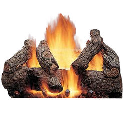 Click here to see MHSC VWF30AO Majestic VWF30AO Matchlight Vented Outdoor Gas Log Set