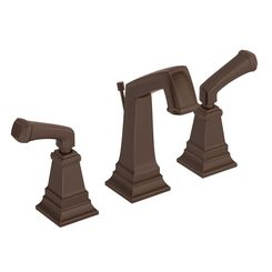 Click here to see Symmons SLW-4212-ORB-1.5 Symmons Slw-4212-ORB-1.5 Oxford Oil Rubbed Bronze two Handle Widespread Lavatory Faucet
