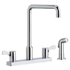 Click here to see Elkay LKD2443C Elkay LKD2443C Chrome Food Service Kitchen Faucet