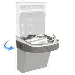 Click here to see Elkay EZSDWSL Elkay EZSDWSL Light Gray Cooler for EZSDWSLK