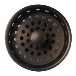 Click here to see Brasstech 121-2/ORB Brasstech 121-2/ORB Oil Rubbed Bronze Basket Strainer Only