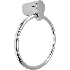 Click here to see Moen YB4686CH Moen YB4686CH Towel Ring in Chrome Finish