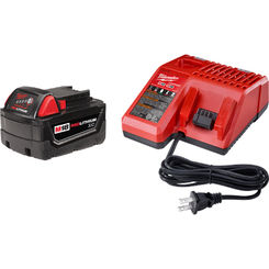 Click here to see Milwaukee 48-59-1813 Milwaukee 48-59-1813 M18 Redlithium 3.0 AH Starter Kit