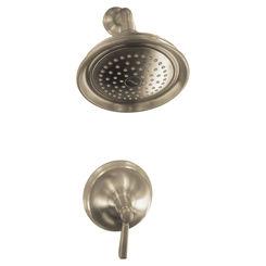 Click here to see Kohler T10583-4-BV Kohler K-T10583-4-BV Brushed Bronze Bancroft Lever Handle Shower Trim