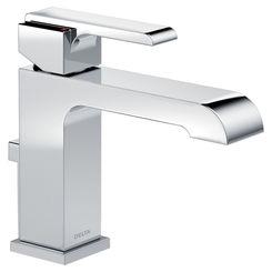 Click here to see Delta 567LF-HGM-MPU Delta 567LF-HGM-MPU Chrome Single Handle Lavatory Faucet