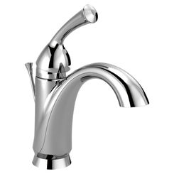 Click here to see Delta 15999-DST Delta 15999-DST Haywood Chrome One Handle Bathroom Faucet