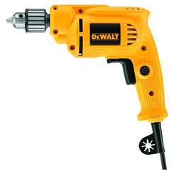 Click here to see Dewalt DWE1014 Dewalt D21002 Heavy Duty Drill, 120 V, 6 A, 480 W, 3/8