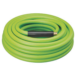 Click here to see Plews 577-50A Plews 577-50A Air Hose, 3/8 in x 50 ft, MNPT, 300 psi, PVC/Rubber Blend