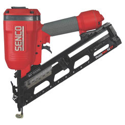 Click here to see Senco 4G0001N FinishPro42XP 4G0001N Lightweight Angled Finish Nailer, 104 Nails, 1-1/4 - 2-1/2 in, 70 - 120 psi