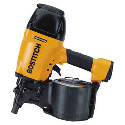 Click here to see Stanley N89C-1 Stanley N89C-1 Lightweight Heavy Duty Framing Nailer, 225 - 300 Nails, 2 - 3-1/2 in, 70 - 120 psi