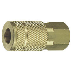 Click here to see Tru-Flate 13-135 Tru-Flate 13-135 Air Line Coupler, 1/4 in, FNPT, 300 psi