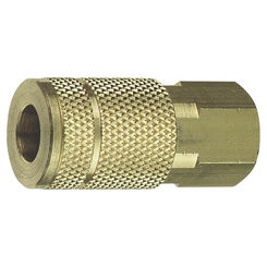 Click here to see Tru-Flate 13-613 Tru-Flate 13-613 Air Line Coupler, 3/8 in, FNPT, 300 psi