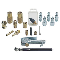 Click here to see Tru-Flate 41-175 Tru-Flate 41-175 Air Compressor Accessory Kit, 19 Pieces