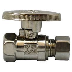 Click here to see Jones Stephens S4311BN Jones Stephens S4311BN Brushed Nickel 3/8