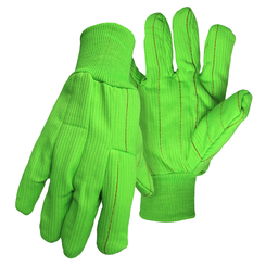 Click here to see Boss 30PCN Boss 30PCN Large Fluorescent Green 2-Ply Gloves
