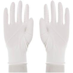 Click here to see Boss 1UL0004M Boss Mfg 1UL0004M Gloves, Disposable- Latex, Medium
