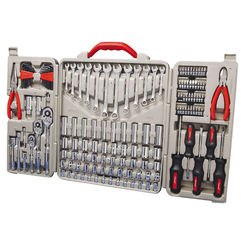 Click here to see Crescent CTK148MP Crescent CTK148MP Mechanic Tool Set, 148 Pieces
