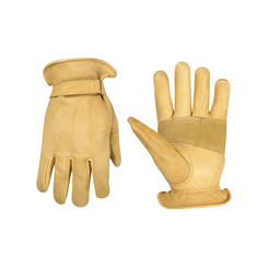 Click here to see CLC 2058XL CLC 2058XL Extra Large Top Grain Cowhide Driver Work Gloves