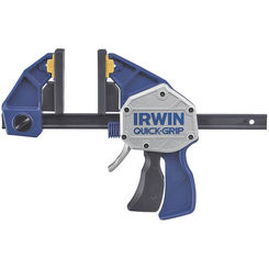 Click here to see Irwin 2021424N/2021424 Irwin Quick Grip XP600 High Pressure One Handed Bar Clamp/Spreader, 24\
