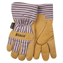 Click here to see Kinco 1927-M Kinco 1927-M Medium Grain Pigskin Leather Gloves