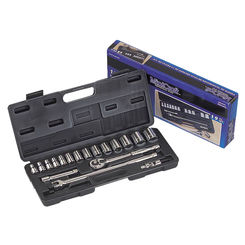 Click here to see Mintcraft TS1019-M Mintcraft TS1019-M Socket Wrench Sets, 19-Piece