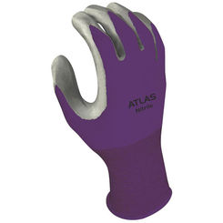 Click here to see Showa Atlas 370PLXS-05.RT Atlas 370 Protective Gloves, Size 5, X-Small, Nitrile, Assorted, Nylon Lining