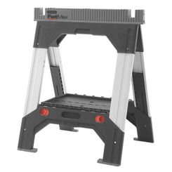 Click here to see Stanley 011031S FatMax 011031S Adjustable Folding Saw Horse, 2500 lb, 33\