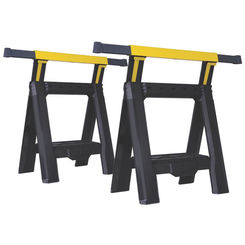 Click here to see Stanley STST60626 FatMax STST60626 Adjustable Saw Horse, 1000 lb, 31.2\