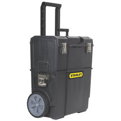 Click here to see Stanley STST18612 Stack-On STST18612 2-in-1 Heavy Duty Rolling Workshop 11-1/2\