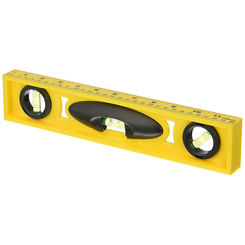 Click here to see Stanley 42-466 Stanley 42-466 High Impact Nonmagnetic I-Beam Level, 0.01\