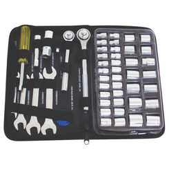 Click here to see Toolbasix JL10008A Toolbasix JL10008A Socket & Wrench Sets, 51-Piece