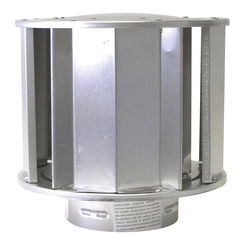 Click here to see M&G DuraVent 58DVA-VCH M&G DuraVent DirectVent Pro 5x8 High Wind Termination Cap - 58DVA-VCH
