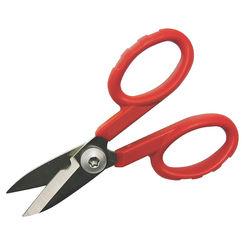Click here to see Gardner Bender ES-360 Gardner Bender ES-360 Electrician Premium Scissor/Cutter, 22 mil, 5-1/2 in OAL, Stainless Steel