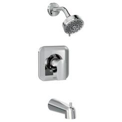 Click here to see Moen T2473EP Moen T2473EP Genta Chrome Posi-Temp Tub/Shower Trim