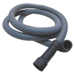 Click here to see Plumb Pak PP850-12 Plumb Pak PP850-12 Corrugated Dishwasher Discharge Hose With (2) Clamps, 5/8 in x 6 ft