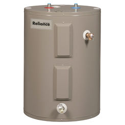 Click here to see Reliance 6 50 EORT Reliance 6 50 EORT Tall Electric Water Heater, 50 Gallons